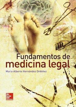 portada Fundamentos de Medicina Legal
