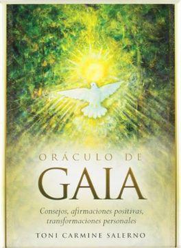 portada Oraculo de Gaia