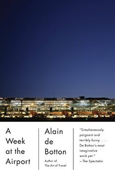 portada A Week at the Airport (libro en Inglés)