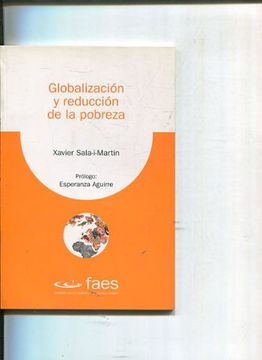portada GLOBALIZACION Y REDUCCION DE LA POBREZa.