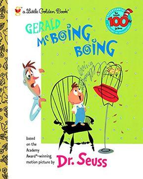 portada Gerald Mcboing Boing (libro en Inglés)