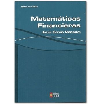 portada Matematicas Financieras. Notas de Clase