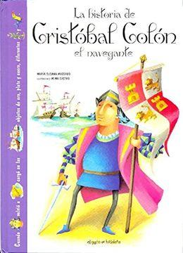 portada historia de cristobal colon