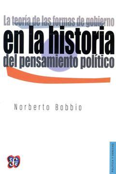 portada La Teoría de las Formas de Gobierno en la Historia del Pensamiento Político. Año Académico 1975-1976