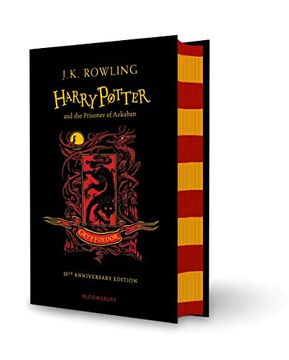 portada Harry Potter and the Prisoner of Azkaban – Gryffindor Edition (libro en Inglés)