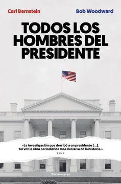 portada Todos los Hombres del Presidente