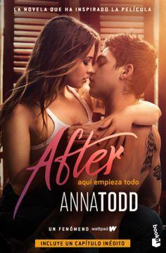 portada After 1 (Edición Película)