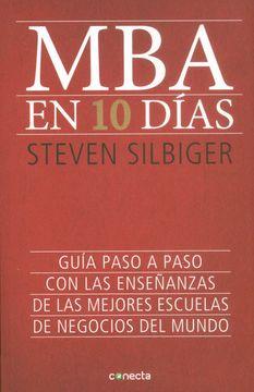 portada Mba en Diez Dias