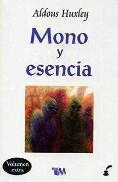portada Mono y Esencia