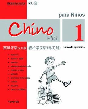 portada Chino Facil Para Ninos Vol. 1 - Libro de Ejercicios