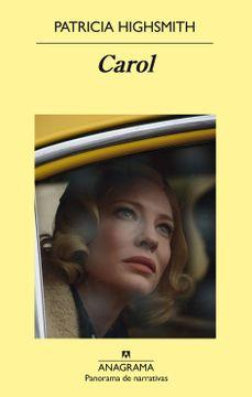 portada Carol (Panorama de Narrativas)