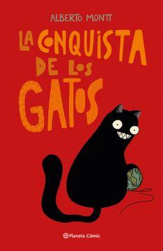 portada la Conquista de los Gatos