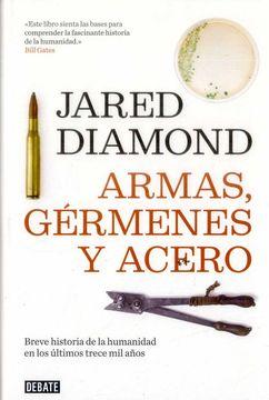 portada Armas, Gérmenes y Acero