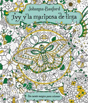 portada Ivy y la Mariposa de Tinta