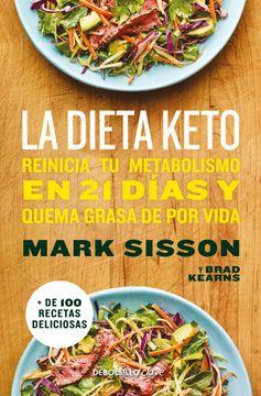 portada La dieta Keto