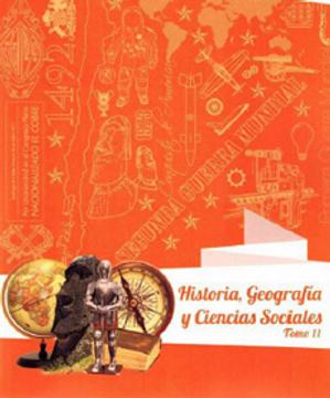 portada Psu Historia y Geografia y Ciencias Sociales Tomo ii Cpech