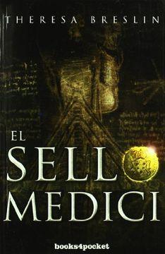 portada El Sello Medici (Narrativa (Books 4 Pocket))