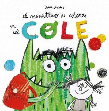 portada El Monstruo de Colores va al Cole