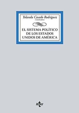portada El Sistema Político de Estados Unidos (Derecho - Biblioteca Universitaria de Editorial Tecnos)