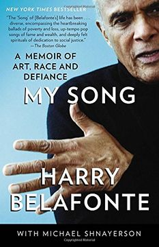 portada My Song: A Memoir of Art, Race, and Defiance (libro en Inglés)