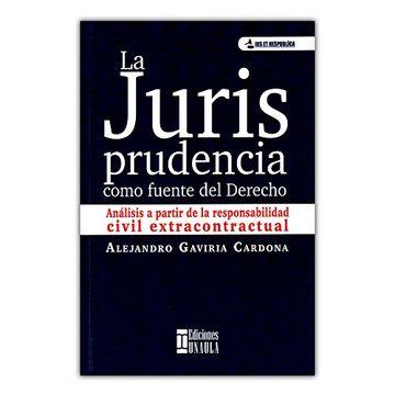 portada La Jurisprudencia Como Fuente del Derecho