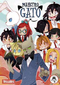 portada Maestro Gato 1