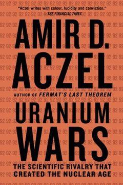 portada Uranium Wars (Macsci) (libro en Inglés)