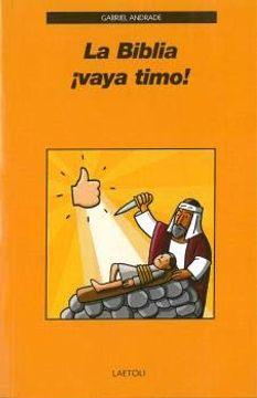 portada La Biblia¡ Vaya Timo!