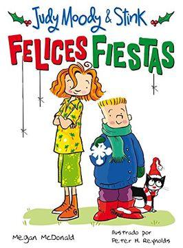 portada Judy Moody & Stink:  Felices Fiestas!