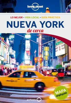 portada Lonely Planet Nueva York de Cerca