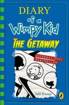portada Diary of a Wimpy Kid: The Getaway (Book 12) (libro en inglés)