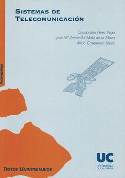 portada Sistemas de Telecomunicación (Manuales)
