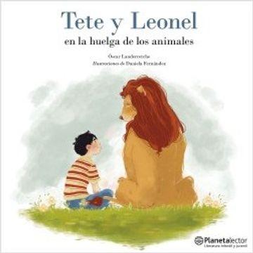portada Tete y Leonel en la Huelga de los Animales