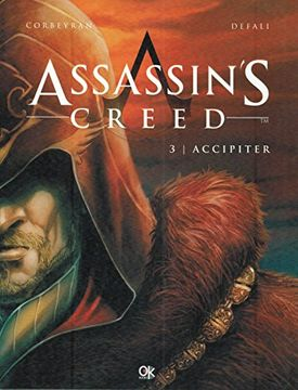 portada Assassins Creed 3 Accipiter