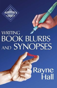 portada Writing Book Blurbs and Synopses: Professional Techniques for Fiction Authors (Writer's Craft) (Volume 19)