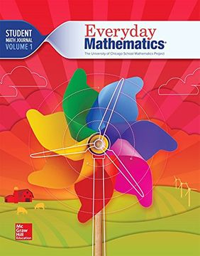 portada Everyday Mathematics 4, Grade 1, Student Math Journal 1 (wg Everyday Math) (libro en Inglés)