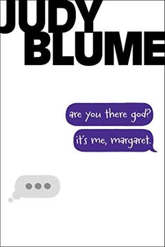 portada Are You There God? It's Me, Margaret.