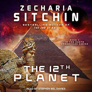 portada The 12Th Planet (Earth Chronicles) (libro en Inglés) (Audiolibro)