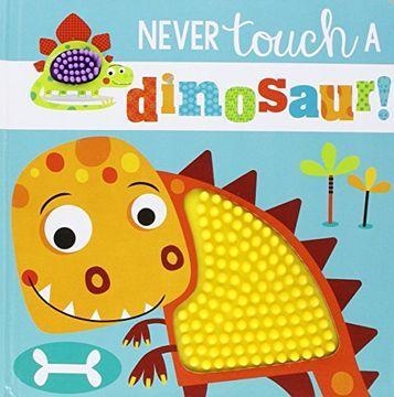 portada Never Touch a Dinosaur