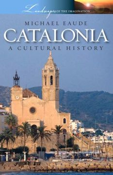 portada Catalonia: A Cultural History (libro en inglés)