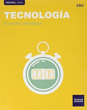 portada Inicia Dual - Tecnología ESO. El proceso tecnológico