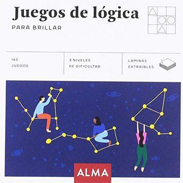 portada Juegos de Lógica Para Brillar