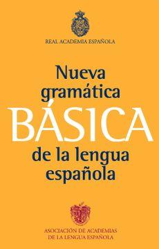 portada Nueva Gramatica Basica de la Lengua Española