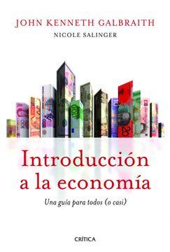 portada Introducción a la Economía: Una Guía Para Todos (o Casi)