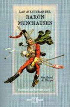 portada Las Aventuras del Baron Munchausen