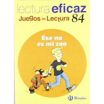 portada Ése no es mi zoo Juego Lectura (Castellano - Material Complementario - Juegos De Lectura)