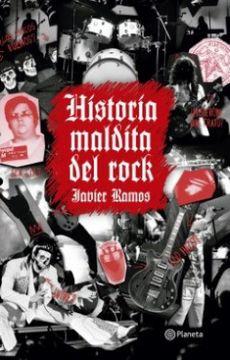 portada Historia Maldita del Rock