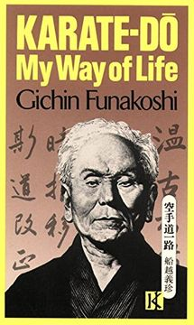 portada Karate-Do: My way of Life (libro en Inglés)