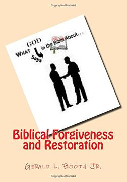 portada Biblical Forgiveness and Restoration