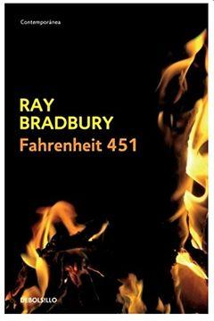 portada Fahrenheit 451